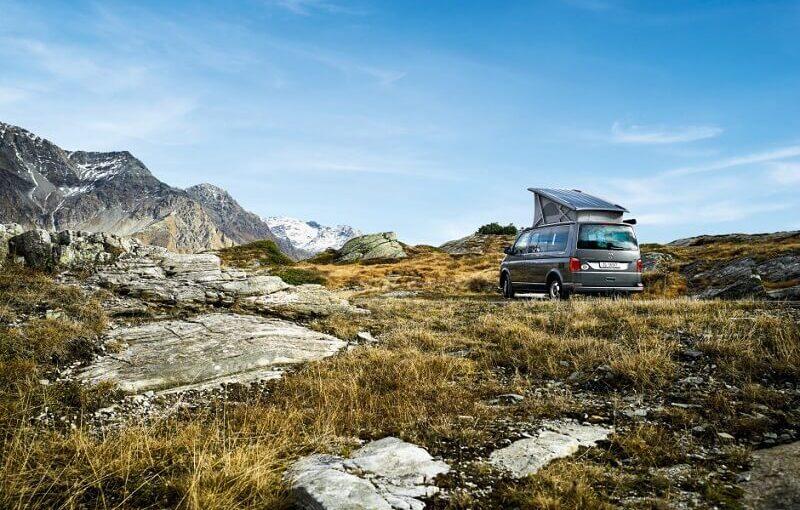 4 x 4 Camper vom Schweizer Anbieter - freie Fahrt!